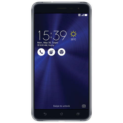 asus zenfone 3 64gb smartphone dark blue unlocked