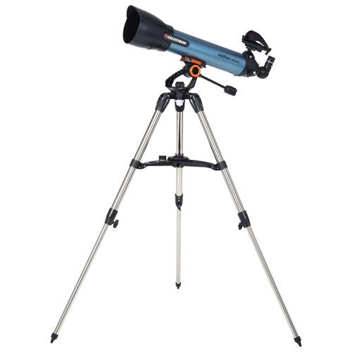 Lunette astronomique Inspire 100 AZ de Celestron