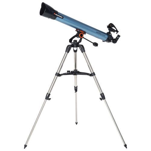 Lunette astronomique Inspire 80 AZ de Celestron