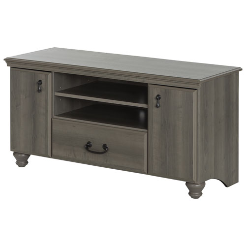 "South Shore Noble 55"" TV Stand - Grey Maple"