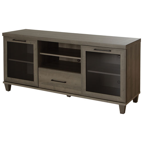 "South Shore Adrian 60"" TV Stand - Grey Maple"