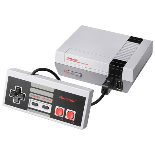 Nintendo Entertainment System: NES Classic Edition Console