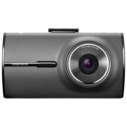 "Thinkware X350 1080p Dashcam with 2.7"" LCD and External GPS (X350G) - Grey"