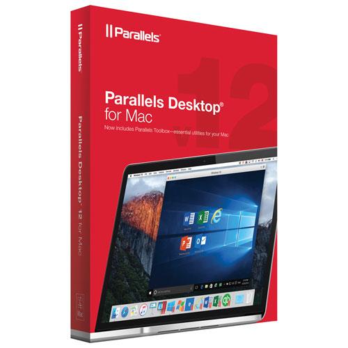 Parallels Desktop 12 pour Mac