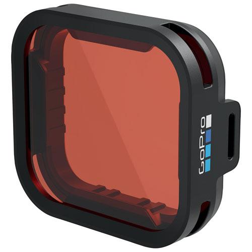 GoPro HERO5/6 Black Blue Water Snorkel Filter
