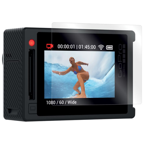 Protecteurs d'écran pour GoPro HERO5 Black