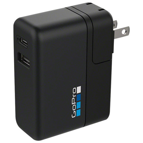 GoPro Supercharger International Dual-Port Charger