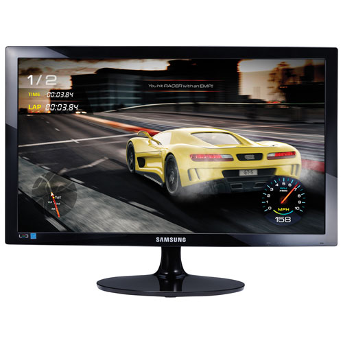 "Samsung 24"" FHD 60Hz 1ms GTG LED Gaming Monitor (LS24D330HSL/ZA)"
