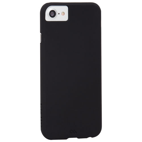 Case-Mate Barely There iPhone 7 Fitted Hard Shell Case - Black