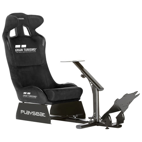 Exceptionnel Playseat Gran Turismo Ergonomic Racing Simulator Cockpit Gaming Chair    Black : Gaming Chairs   Best Buy Canada