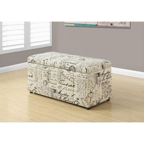 Fine Fabric Storage Ottoman Beige Short Links Chair Design For Home Short Linksinfo