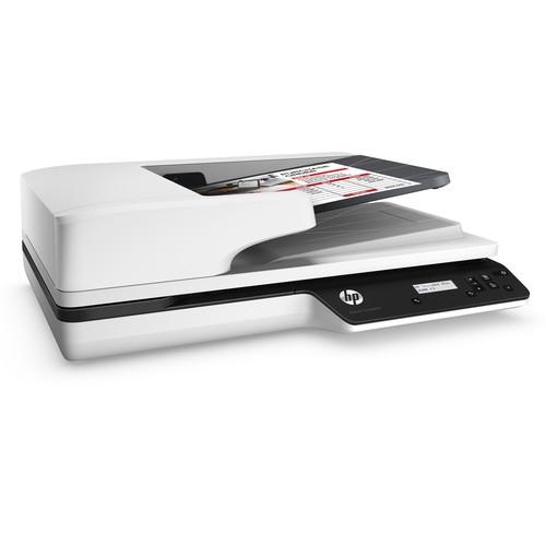 HP ScanJet Pro 3500 f1 Flatbed Scanner - 1200 dpi Optical