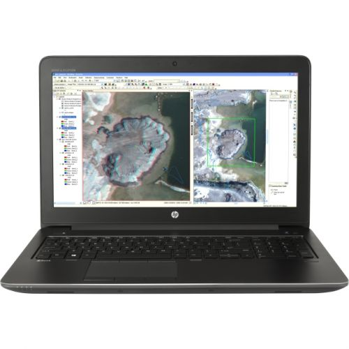 "HP ZBook 15 G3 15.6"" Mobile Workstation - Intel Core i7 (6th Gen) i7-6700HQ Quad-core (4 Core) 2.60 GHz"