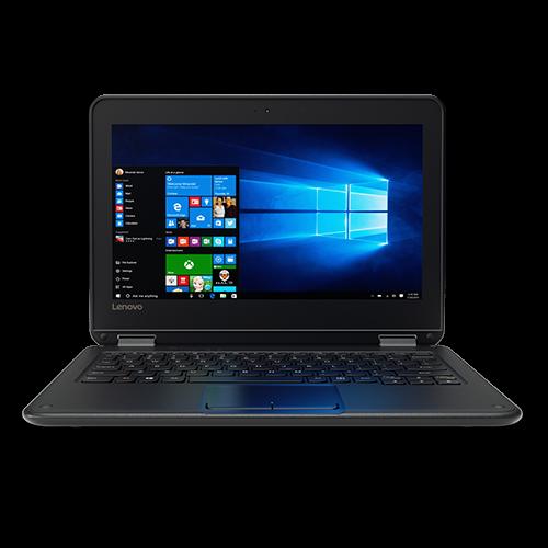 "Lenovo N23 11.6"" Notebook - Celeron N3060, 4GB DDR3, 32GB SSD, Win 10 Pro"