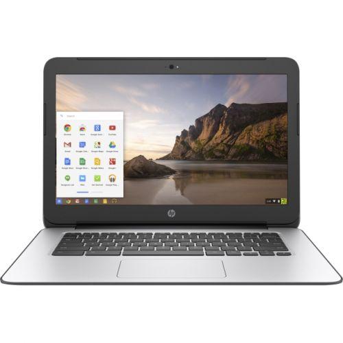 "HP Chromebook 14 G4 14"" Chromebook silver(Intel Celeron / 16 GB SSD / 4 GB / Chrome OS)"
