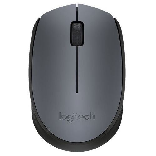 M170 Wireless Mouse Grey