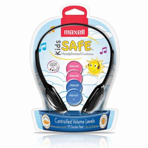 Maxell Kids Safe KHP-2 Headphone