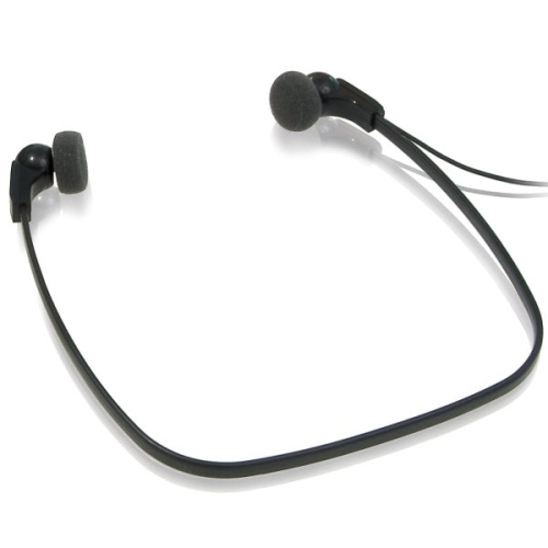 Philips In-Ear/Ear Bud Headphone (LFH0234/10) - Black