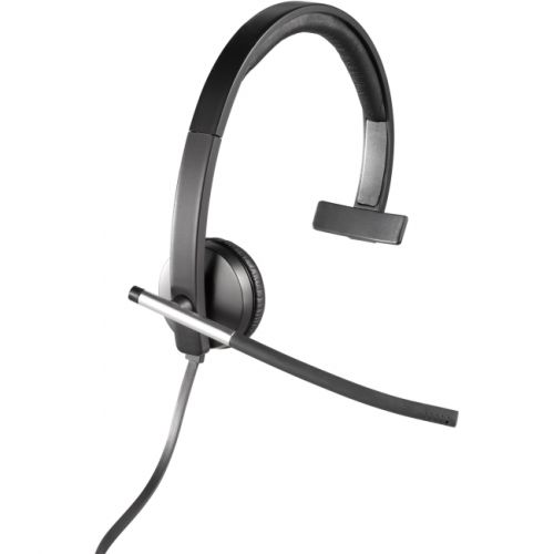 Logitech On-Ear Noise Cancelling Headphone (981-000513) - Brown