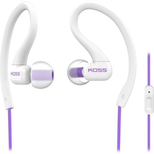Fit Clip with Mic Violet