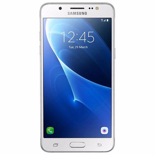 Samsung Galaxy J5 Metal Dual SIM 16GB Smartphone - White - Unlocked (International Version w/Seller Provided Warranty)