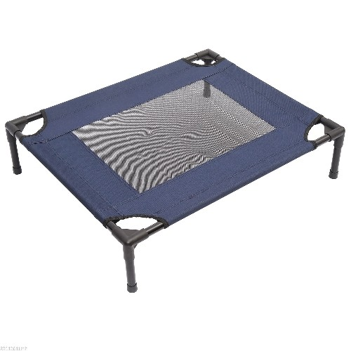 pawhut elevated pet bed dog cat cot cooling home house pets cozy beds camping comfortable beds u0026 mats best buy canada