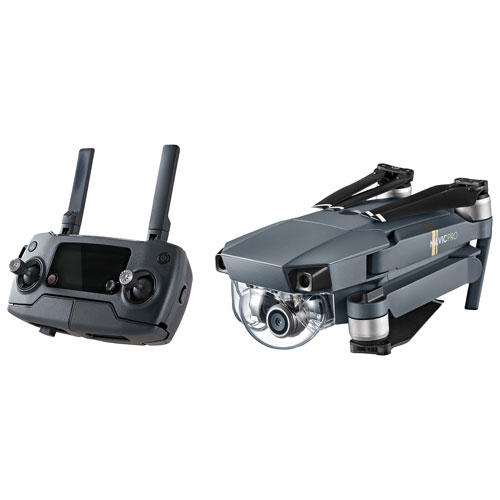 DJI MAVIC PRO Foldable Quadcopter Drone With 4K UHD Camera Controller