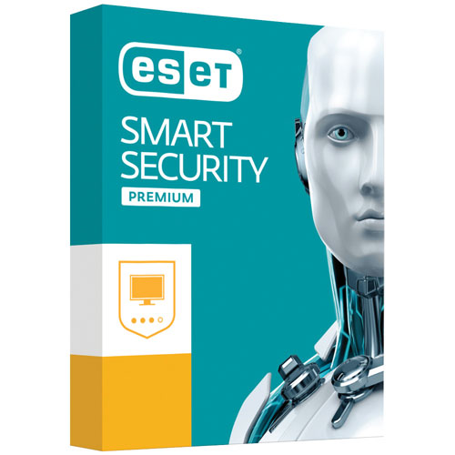 ESET Smart Security Premium 2017 (PC) - 1 User - 1 Year