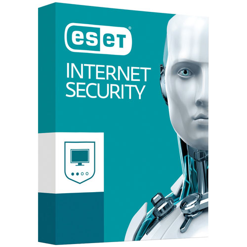 ESET Internet Security 2017 (PC) - 3 Users - 1 Year