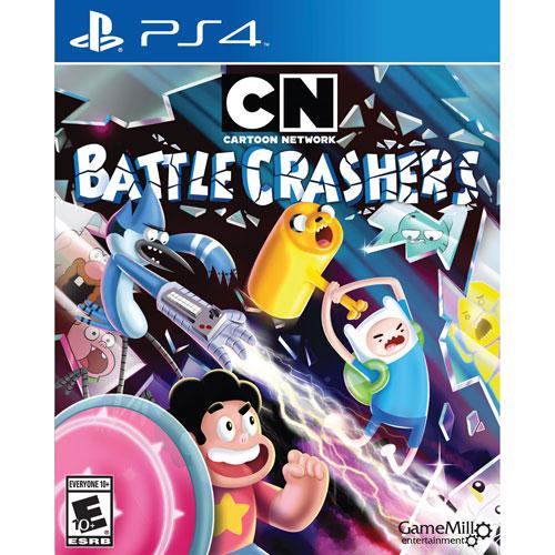 Cartoon Network: Battlecrashers (PS4)