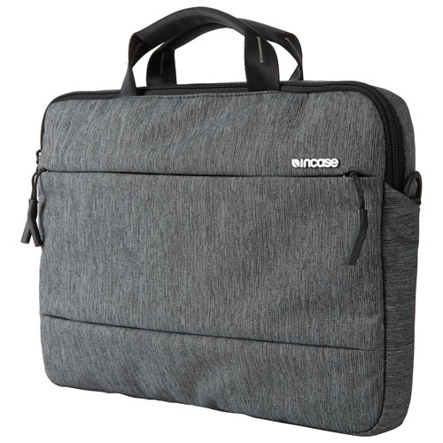 "Incase 13"" MacBook Pro Laptop Bag - Black/Gunmetal"