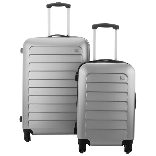 IT Luggage Groove Max 2-Piece Hard Side 4-Wheeled Expandable ...