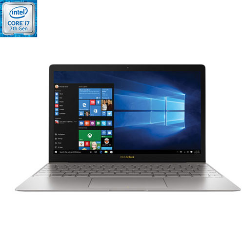 Portable de 12,5 po ZenBook 3 d'Asus (Core i7-7500U d'Intel/SSD 512 Go/RAM 8 Go/Windows 10)