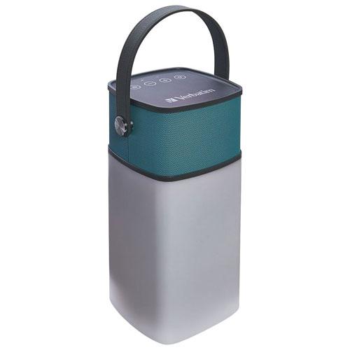 Verbatim Waterproof Bluetooth Wireless Lantern Speaker - Green