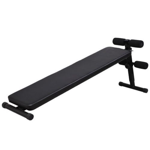 Soozier Folding Portable Pro Decline Sit Up Bench Fitness