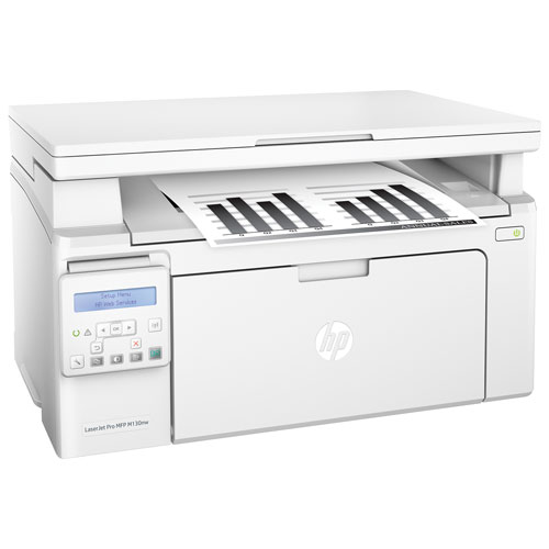 HP LaserJet Pro M130NW Wireless All-In-One Laser Printer - Only at Best Buy