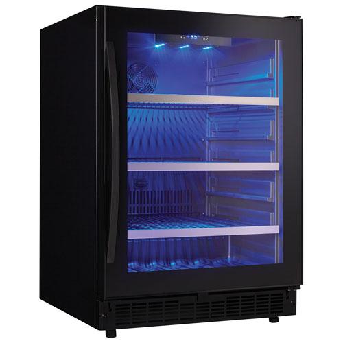 Silhouette Select 5.6 Cu. Ft. Built-In Beverage Centre (SSBC056D1B) - Black