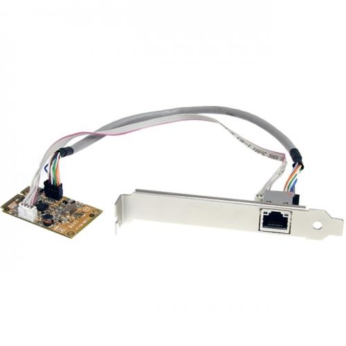 StarTech Dual Port Gigabit PCI Express Server Network Adapter Card - PCIe NIC