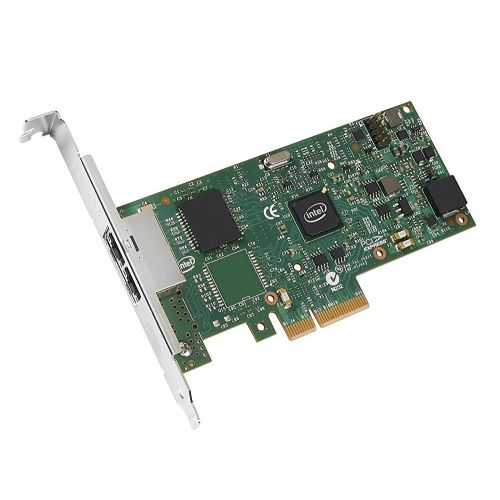 Lenovo ThinkServer I350-T2 PCIe 1 Gb 2-Port Base-T Ethernet Adapter by Intel