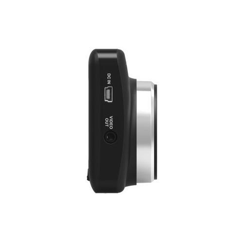 """Transcend DrivePro 200 Digital Camcorder - 2.4"""" LCD - CMOS - Full HD"""