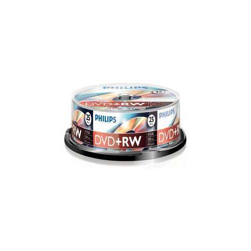 Philips 4x DVD+RW Media