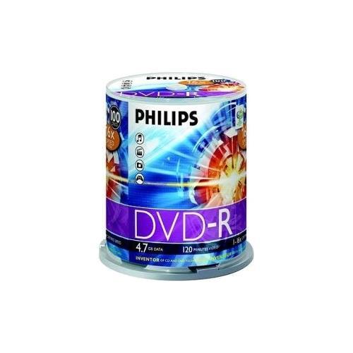 Philips 16x DVD-R Media