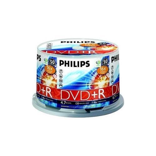 Philips 16x DVD+R Media
