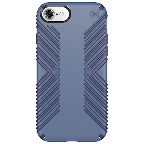 Speck 2.0 Presidio Grip iPhone 7/8 Fitted Hard Shell Case - Blue