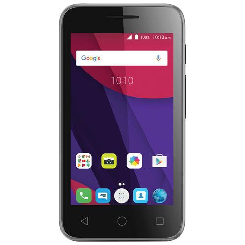 Koodo Alcatel Lume 8GB Smartphone - Black - Prepaid