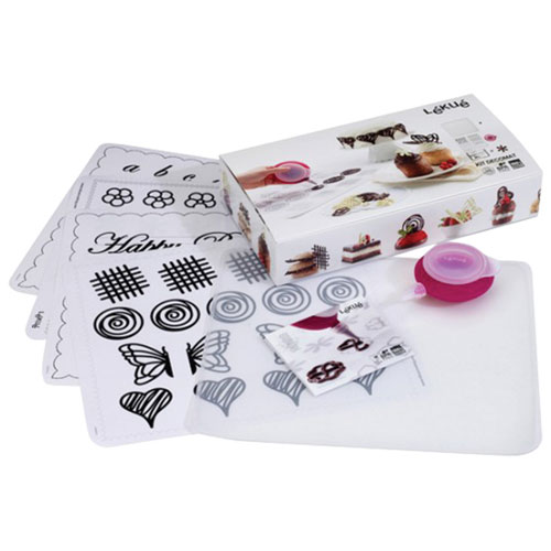 Lekue Chocolate Figure Decomat Kit