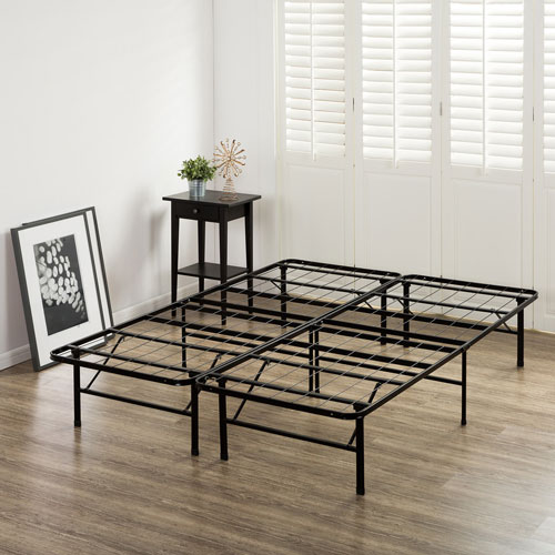Zinus SmartBase Bed Frame - King : Beds & Bed Frames - Best Buy Canada