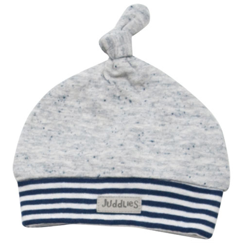 7f12c13a8 Juddlies City Collection Baby Boy Fleck Cotton Cap - 0 to 3 Months ...