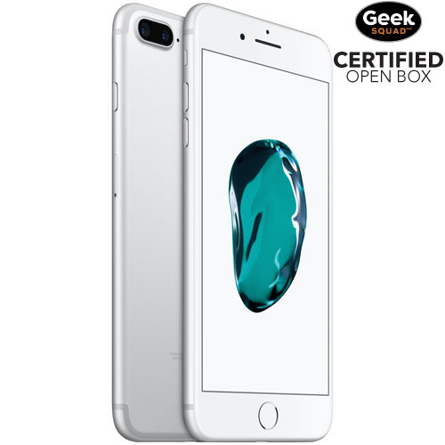 Apple iPhone 7 Plus 256GB Smartphone - Silver - Carrier SIM Locked - Open Box