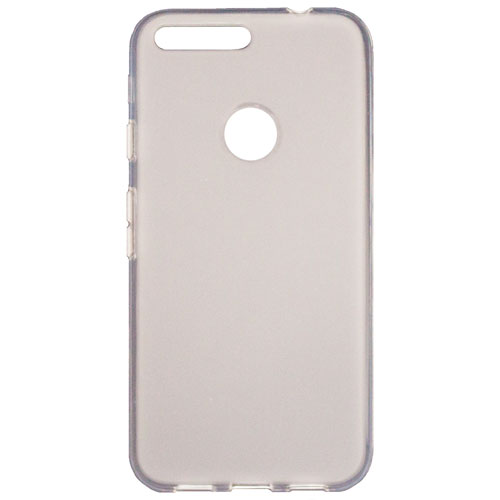 Affinity Gelskin Google Pixel XL Fitted Soft Shell Case - Clear
